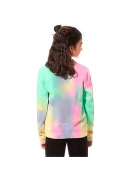Sudadera Niña Vans Flying V Aura Multicolor
