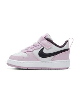 Zapatilla Niña Nike Court Borough Low 2 Lila