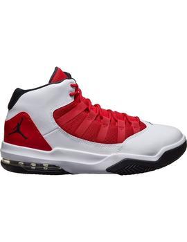 Zapatilla Hombre Nike Jordan Max Aura Blanca