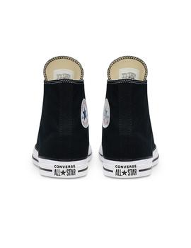 Zapatilla Unisex Converse All Star Hi Top Negra