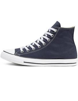 Zapatilla Unisex Converse All Star Hi Top Marino