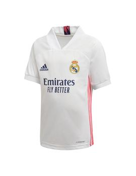 Minikit Real Madrid 20/21 adidas Blanco