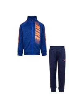 Chandal Niño Nike Dominate Royal Naranja