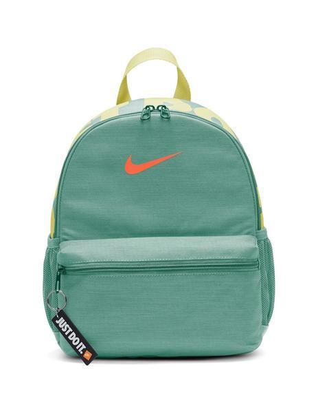 jueves Dar a luz Interconectar  Mini Mochila Unisex Nike Brasilia JDI Verde