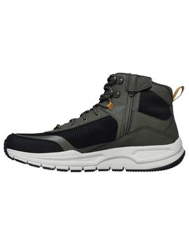 Bota Hombre Skechers  Escape Plan Bicolor