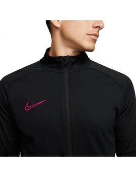 Chandal Hombre Nike Dry Acdmy TRK Suit K2 Negro/Ro
