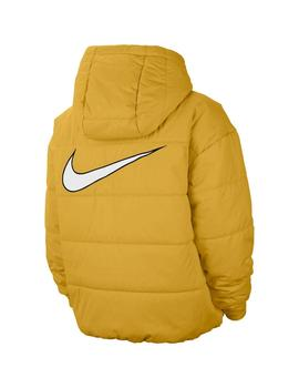 Chaqueta Mujer Nike Sws Synthetic-Fill Mostaza
