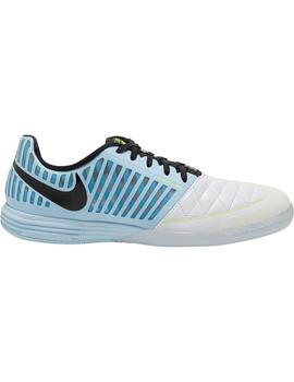 Bota S. Hombre Nike Lunargato II Blanco Azul