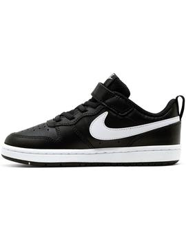 Zapatilla Niñ@  Nike Court Borough Low Negro