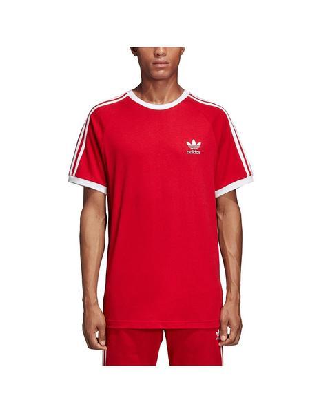 Circular Masculinidad arrojar polvo en los ojos  camiseta roja adidas mujer - Tienda Online de Zapatos, Ropa y Complementos  de marca