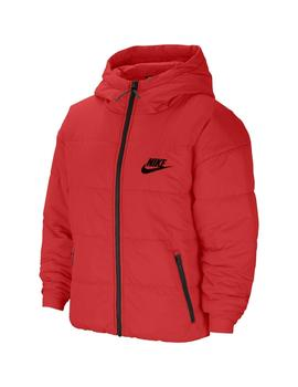 Chaqueta Mujer Nike Sws Synthetic-Fill Roja