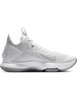 Zapatilla Hombre Nike Lebron Witness IV Blanco