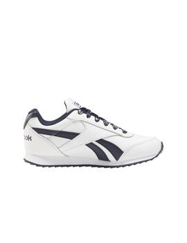 Zapatilla Junior Reebok Royal Blanco/Marino