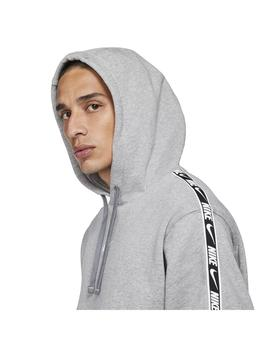 Sudadera Hombre Nike Repeat Gris