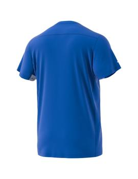 Camiseta Hombre adidas Run Royal