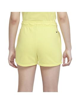 Short Mujer Nike Nsw Essential Amarillo