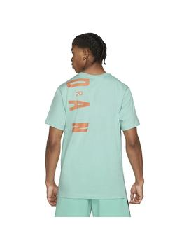 Camiseta Hombre Nike Jordan Air Stretch Ss Crew