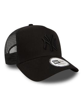 Gorra Unisex New Era Clean Trucker Negra
