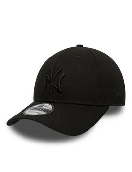 Gorra Unisex New Era Mlb League Ess Negra