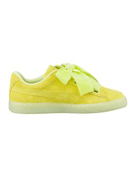 Puma Suede Heart Reset Mujer