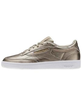 Reebok Classic Club C 85 Melted Mujer - Junior