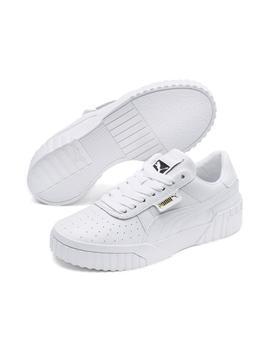 zapatilla blanca puma mujer
