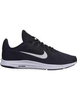 Zapatilla Nike Dowshifter Grey Negro Mujer