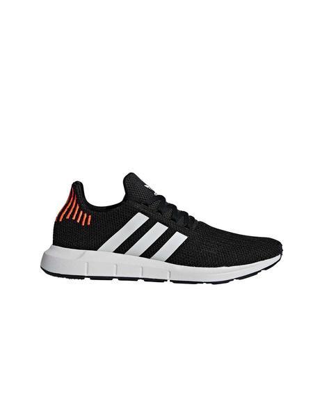 zapatos para correr varios estilos descuento en venta Zapatilla adidas Swift Run Hombre Negra