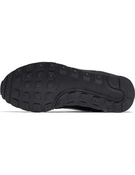Zapatilla Junior Nike MD Runner 2  Negro