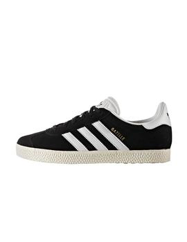 Zapatilla adidas Gazelle Junior Negra