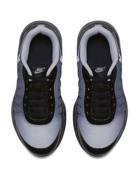 Zapatilla Nike Air Max Invigor Niño Gris