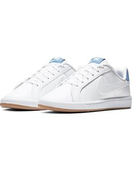 Zapatilla Junior Nike Court Royale Blanca