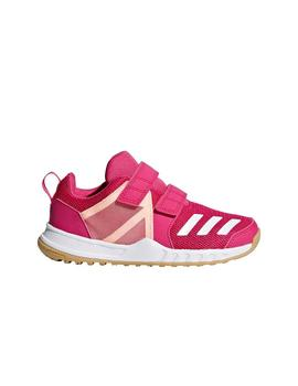 zapatillas adidas niña rosa runnig