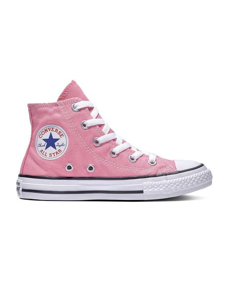 Zapatilla Converse All Star Niña Rosa