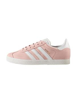 gazelle adidas niña rosa