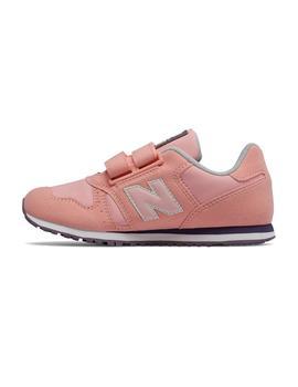 new balance 373 niña rosa