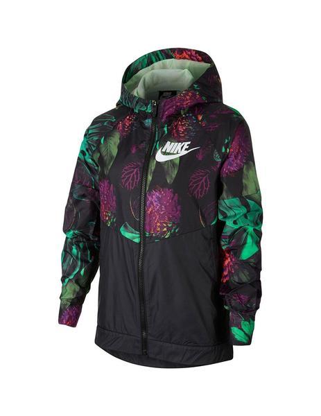 Nike Chaqueta Nike Niña Sportswear Sportswear Windrunner Windrunner Chaqueta jq5L34AR
