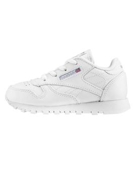 Zapatilla Reebok Classic Leather Bebe