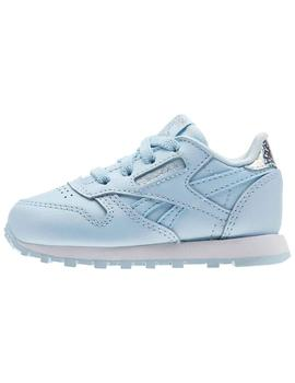Zapatilla Reebok Classic Leather Pastel Baby