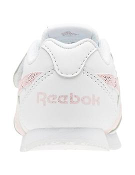 Zapatilla reebok Royal Pink  Baby Blanco