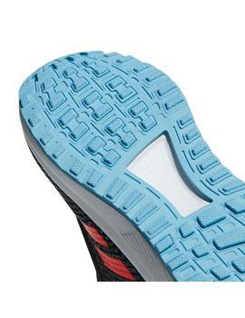 Negro Bebé 9 Adidas Zapatilla Duramo yNnwv8O0m
