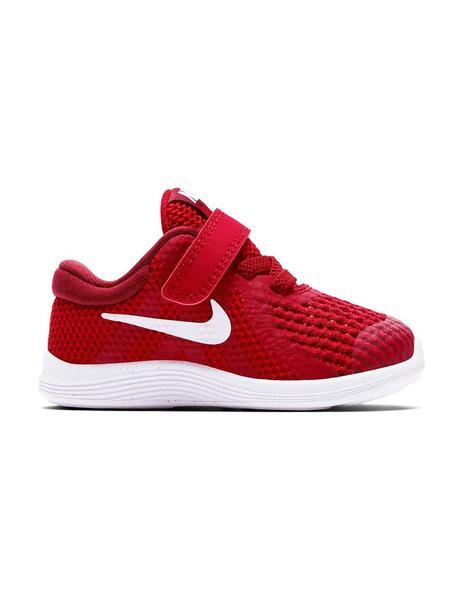 zapatillas de niño nike rojas