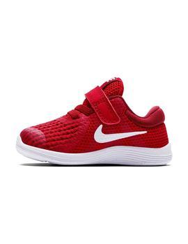 nike zapatillas rojas niño