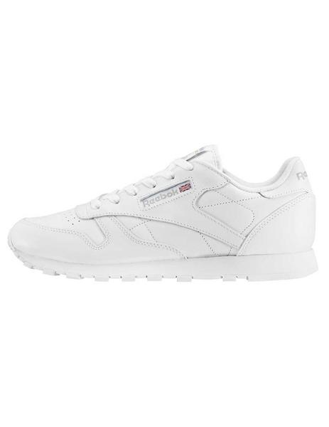 Zapatilla Reebok Classic Leather Blanca
