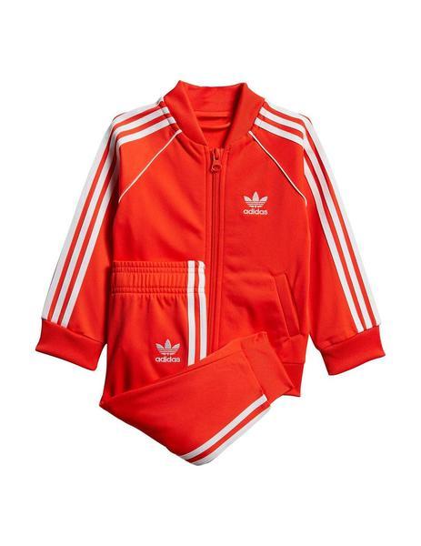 Baby adidas Chandal Sst Baby Rojo Chandal adidas Rojo Sst Chandal Baby vON8n0wm