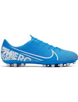 Bota Fútbol Hombre Nike Vapor 13 Academy Azul