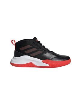 Zapatilla Niño adidas Ownthegame Negro