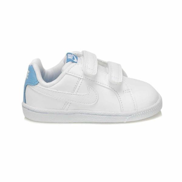 ventas al por mayor En liquidación liquidación de venta caliente Zapatilla Nike Court Royale Azul Niño