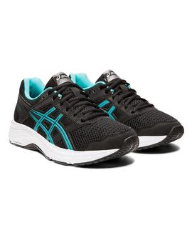 Zapatilla Mujer Asics Gel-Conted 5 Negro