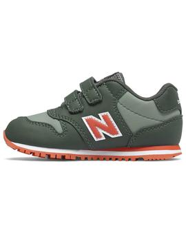 Zapatilla Junior New Balance IV500ED Verde